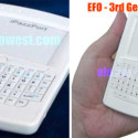 3rd Generation EFO iPazzPort HTPC Remote Comes With A Handful Of New Tricks