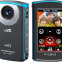 JVC's New Picsio GC-WP10 Waterproof Camcorder