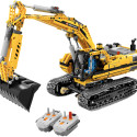 LEGO RC Motorized Excavator