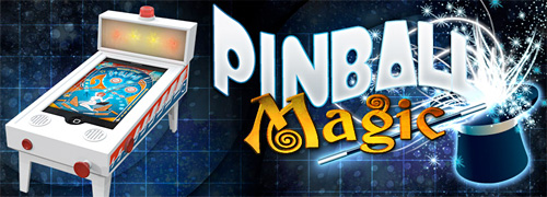 Pinball Magic (Image courtesy New Potato Technologies)