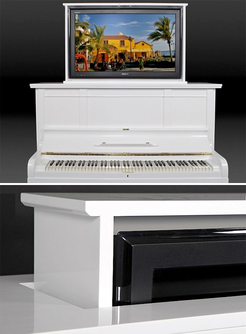 Mediano Piano (Images courtesy Craft Line)