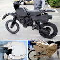 Ridiculously Awesome Real-Life Pixelated Excitebike