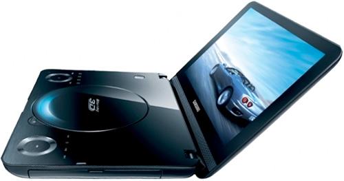 Samsung BD-C8000 (Image courtesy Samsung)