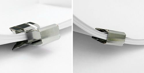 Slide Clips (Images courtesy PLASTICA)
