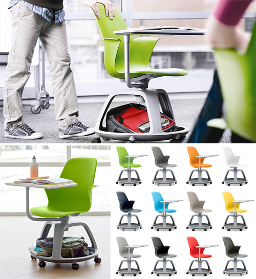 Steelcase Node (Images courtesy Steelcase)