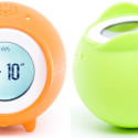 Tocky Touch Rolling Alarm Clock