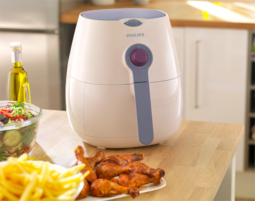 Philips Airfryer (Image courtesy Philips)