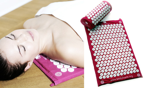 Bed of Nails Relaxation Mat (Images courtesy Firebox)