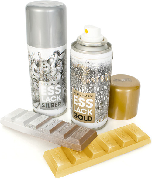Edible Bling Spray (Image courtesy Firebox)