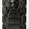 Lego Releases Han Solo In  Carbonite Minifig