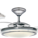 Hunter fanaway ceiling fan with retractable blades ohgizmo - Fanaway ceiling fan ...