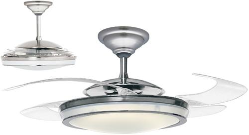 Hunter Fanaway Ceiling Fan (Image courtesy Del Mar Designs)