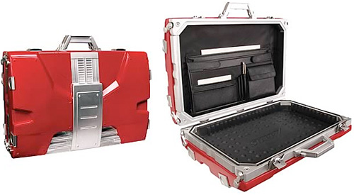 Iron Man 2 Suitcase Suit Briefcase (Images courtesy Entertainment Earth)