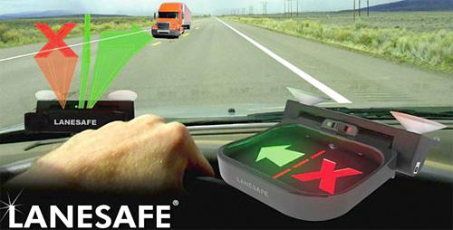 Lanesafe (Image courtesy Nationwide Vehicle Contracts)