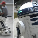 Large-Scale R2-D2 That Can Accommodate A Full-Size Person Is My Kind Of Ride