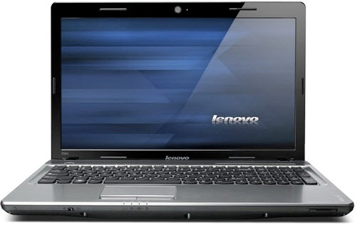 Lenovo IdeaPad Z560 (Image courtesy Logic Buy)