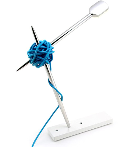 Needle Table Lamp (Image courtesy Vitamin)
