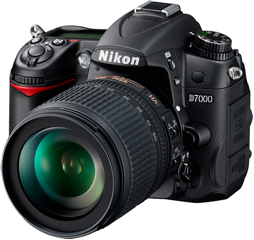 Nikon D70 (Image courtesy Nikon)