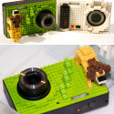 PENTAX Optio NB1000 Can Be Customized With Nanoblocks