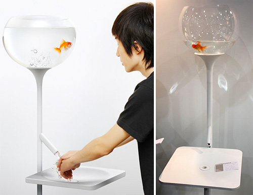 Poor Little Fish Sink (Images courtesy Yan Lu & MoCo Loco)