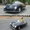 Half-Scale Porsche 356 Looks Like The Perfect Commuter