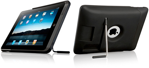 Kensington PowerBack iPad Case (Images courtesy Kensington)