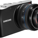 Samsung's New NX100 Mirrorless Camera Lets Users Adjust Settings Through Its i-Function Lens