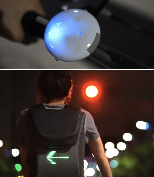 Safe Enjoy Interact Light Bag (Images courtesy Lee Myung Su)