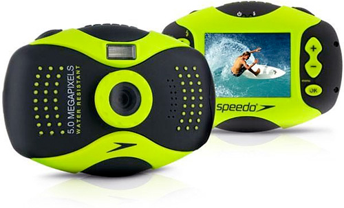 Speedo Aquashot (Image courtesy Speedo)