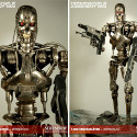 Sideshow Collectibles' $6,000 Life-Size T-800 Endoskeleton – Out Of Place Austrian Accent Not Included
