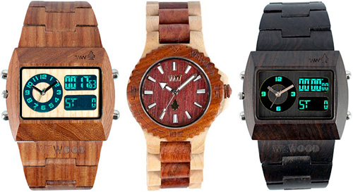 WeWOOD Watches (Images courtesy WeWOOD)