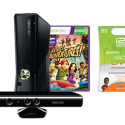 Deal Of The Day: Xbox 360 4GB Slim Kinect Bundle For $319