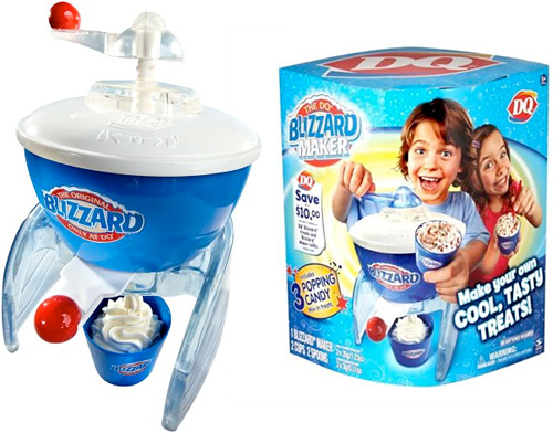 Dairy Queen Blizzard Maker (Images courtesy Spinmaster Toys)