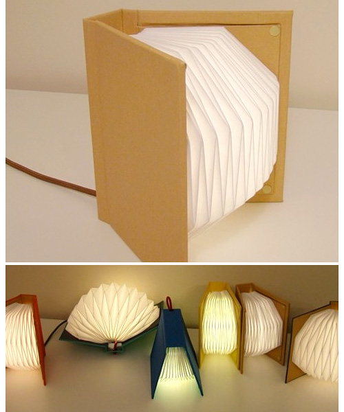 Book Table Light (Images courtesy Gretel)