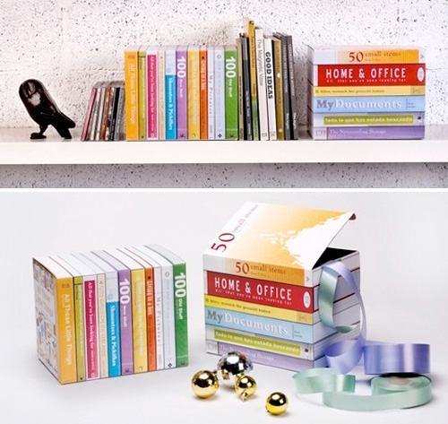 Boox Store Storage Boxes (Images courtesy Mocha)