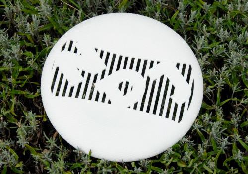 Customized 3D Printed FrisMe (Image courtesy i.materialise)