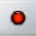 HAL 9000 MacBook Decal