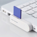 Elecom's New Slim Swiveling SD Card Reader