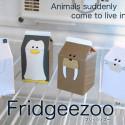 Fridgeezoo Animals Remind You To Close The Damn Door