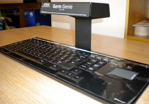Germ Genie (Image courtesy Gizmag)