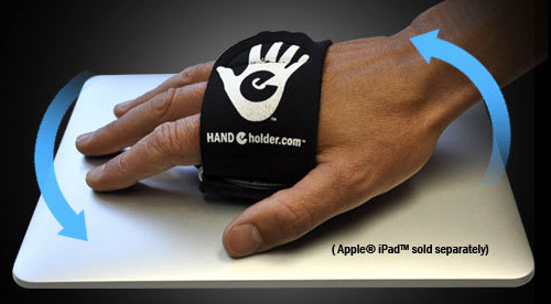Hand-e-holder (Image courtesy Hand-e-holder Products Inc.)