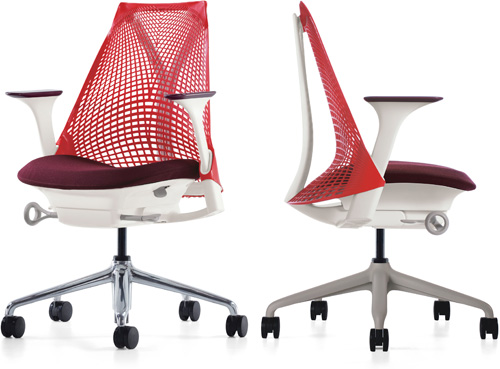 Herman Miller SAYL Chair (Images courtesy Herman Miller)