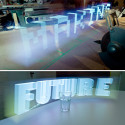 Holo-Paint App Lets You Create Your Own 3D Floating Text Long Exposure Photos