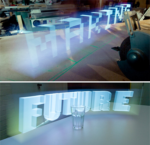 Making Future Magic (Images courtesy Dentsu London)
