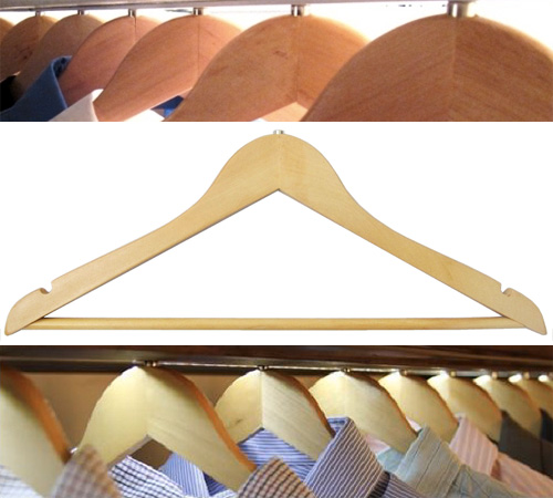 Hookless Hangers (Images courtesy Hookless Hangers)