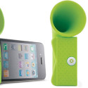 iPhone 4 Bone Collection Speaker Amp
