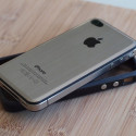 Replace The Glass On Your iPhone 4 With Metal