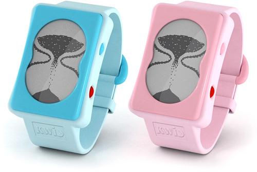 KWID Hourglass Watch (Images courtesy Baby Sleep Shop)