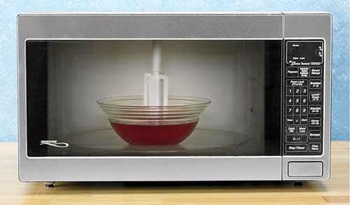 Microwave Mixer (Image courtesy Whatever Works)