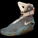 Original Back To The Future Shoes Going Up For Auction